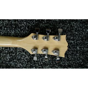 Custom Shop SG Acrylic Plexiglass Transparent Electric Guitar