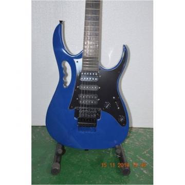 Custom Shop Royal Blue JEM 7V Steve Vai Electric Guitar