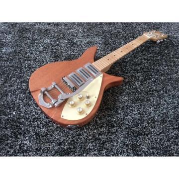 Custom Shop Rickenbacker 325 Natural Alder Shade Electric Guitar Maple Fretboard