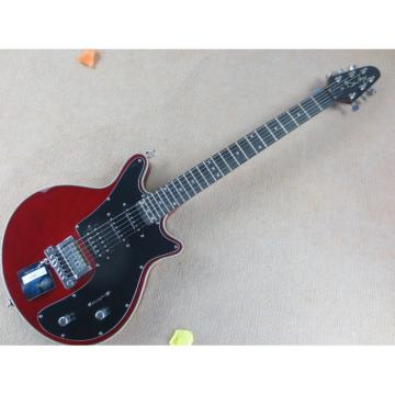 Custom Shop Red Brian May 6 String Electric Guitar Kahler