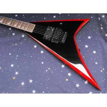 Custom Shop Randy Rhoads RR24 Electric Guitar Black Red Pro Series