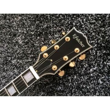 Custom Shop Purple Curly Maple Top Electric Guitar