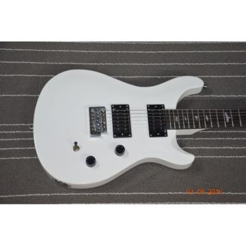 Custom Shop PRS White Santana 22 Frets Electric Guitar