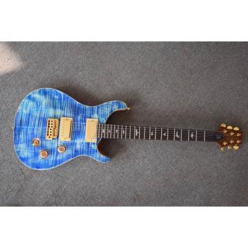 Custom Shop PRS Royal Blue Relic Electric 22 Frets Guitar