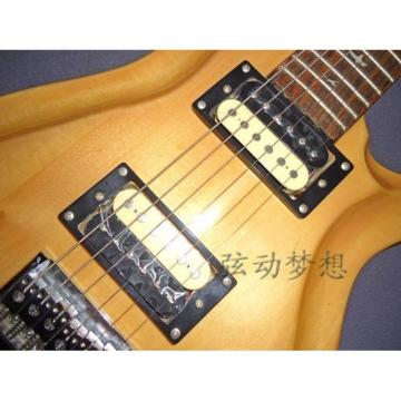 Custom Shop PRS Style Natural 22 Frets Electric Guitar