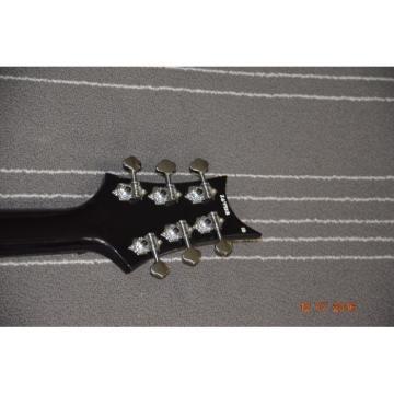 Custom Shop PRS Silverburst Maple Top 22 Frets Electric Guitar