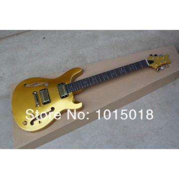 Custom Shop PRS Golden Fhole Electric Guitar