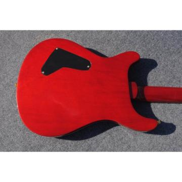 Custom Shop PRS Flame Red Maple Top 24 Frets Electric Guitar