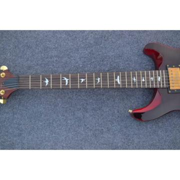 Custom Shop PRS Dark Red Wine SE 22 Standard Electric Guitar