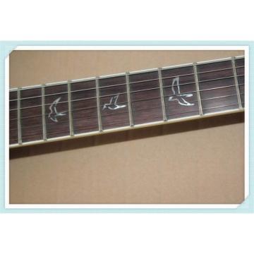 Custom Shop PRS Gray Burst 6 String Electric Guitar