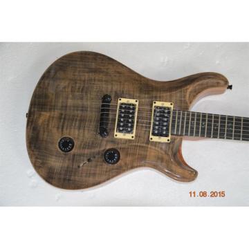 Custom Shop PRS Brown Maple Top Electric Guitar