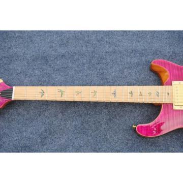 Custom Shop PRS Bonnie Pink Maple Fretboard 24 Frets Electric Guitar
