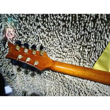 Custom Shop PRS 7 String Prism Flame Maple Top Electric Guitar