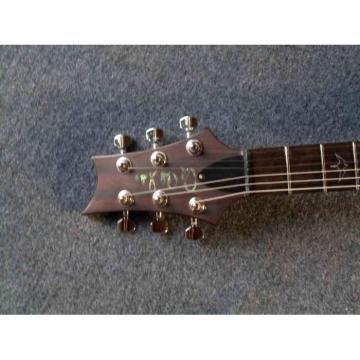 Custom Shop Paul Reed Smith Silver Electric Guitar