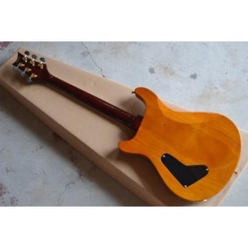 Custom Shop Paul Reed Smith Orange Electric Guitar