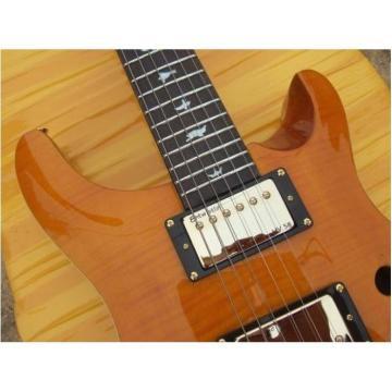 Custom Shop Paul Reed Smith Natural Electric Guitar