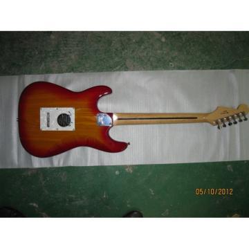 Custom Shop Orford Cedar Fender Stratocaster Cherry Electric Guitar