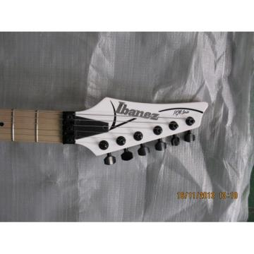 Custom Shop Paul Gilbert Jem 7 White Electric Guitar