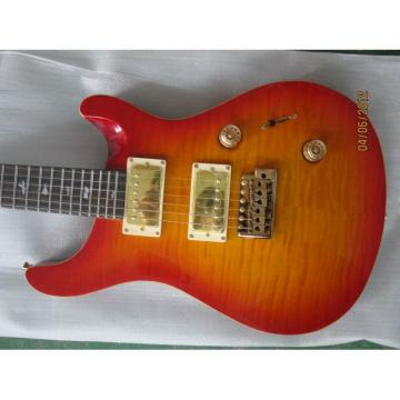 Custom Shop Paul Reed Smith Cherry Electric Guitar