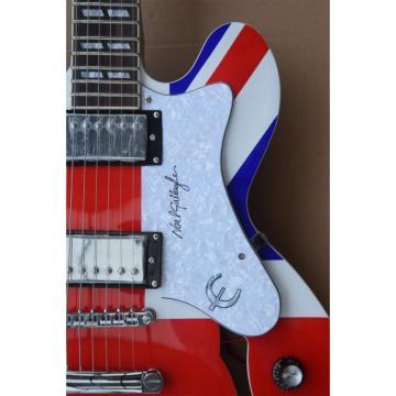 Custom Shop Noel Gallagher Confederate Epiphone Electric Guitar