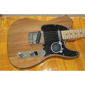 Custom Shop Natural Fender Telecaster Danny Gatton Electric Guitar