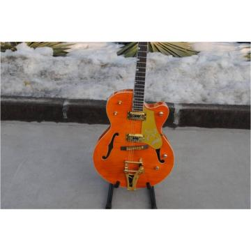 Custom Shop Nashville Gretsch Orange Falcon Electric Guitar