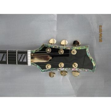 Custom Shop Mother of Pearl Abalone Top Electric Guitar MOP