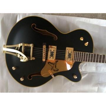 Custom Shop Matt Black Setzer Nashville Electric Guitar Japan