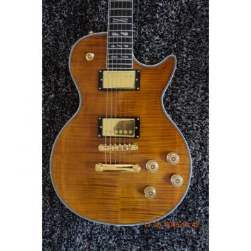 Custom Shop LP Supreme Desert Electric Guitar