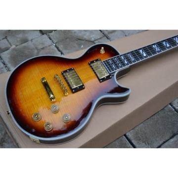 Custom Shop LP Supreme TobaccoBurst Electric Guitar