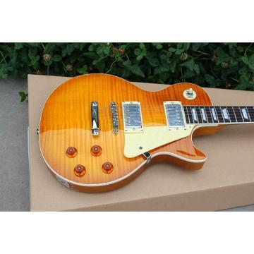 Custom Shop LP Slash Flame Maple Top Electric Guitar
