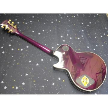 Custom Shop LP Purple Electric Guitar