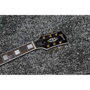 Custom Shop LP Purple 6 String Electric Guitar