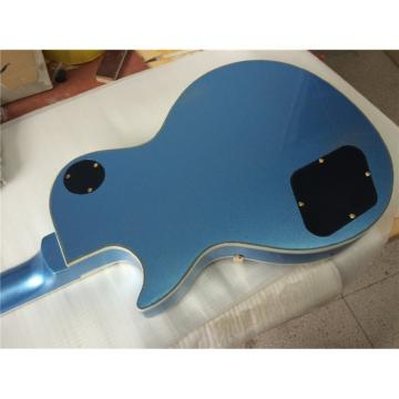 Custom Shop LP Pelham Blue 6 String Electric Guitar