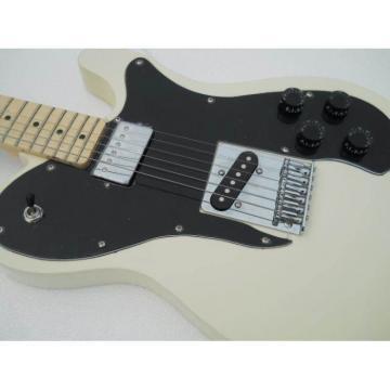 Custom Shop Light Yellow Telecaster Electric Guitar