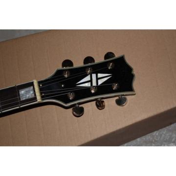 Custom Shop Left Handed Black ES335 ES 335 LP Electric Guitar