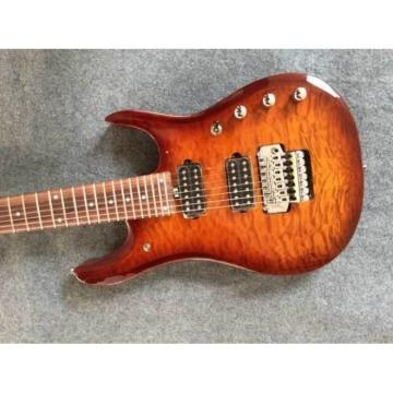 Custom Shop John Petrucci JP15 7 String Electric Guitar Birdseye Maple Neck