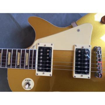 Custom Shop Joe Bonamassa LP Gold Top Alder Wood Electric Guitar