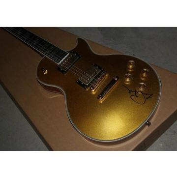 Custom Shop Joe Bonamassa Gold Top LP Supreme VOS Electric Guitar