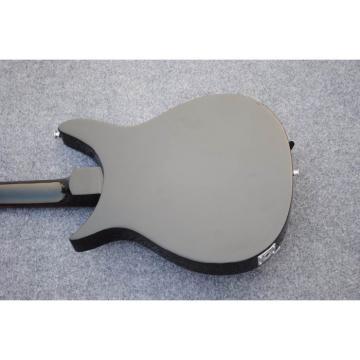 Custom Shop Jetglo Black Rickenbacker 325 Electric Guitar
