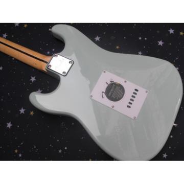 Custom Shop Jeff Beck Mint Green Fender Stratocaster Electric Guitar