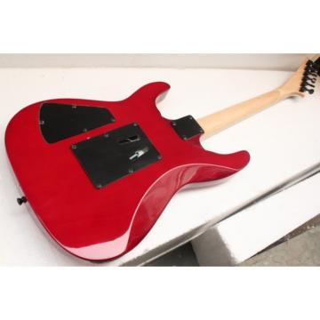 Custom Shop Jackson Dinky KE2 Sunburst Electric Guitar