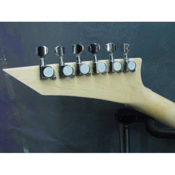Custom Shop Jackson Soloist Blue Electric Guitar