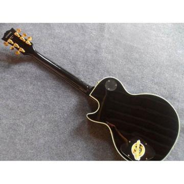Custom Shop Iron Cross Metalicca Black Electric Guitar