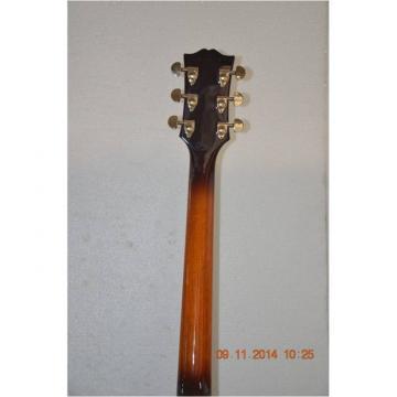 Custom Shop Iced Tea Flame Maple Top Electric Guitar