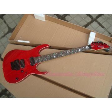 Custom Shop Ibanez Jem 7 Vai Red Electric Guitar