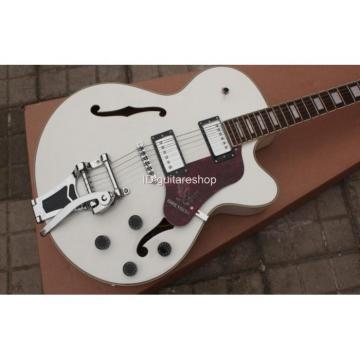 Custom Shop Gretsch White Electric Guitar