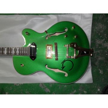 Custom Shop Gretsch Green Nashville Electric Guitar