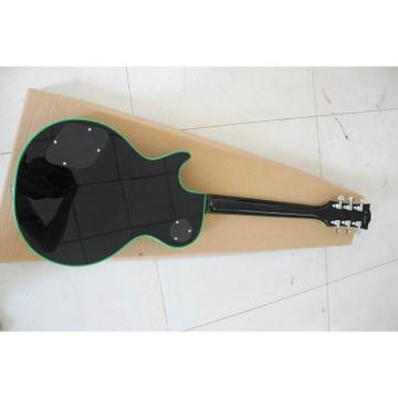 Custom Shop Green Flame Maple Top Electric Guitar