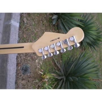 Custom Shop Gray Slick Silver Stratocaster Electric Guitar